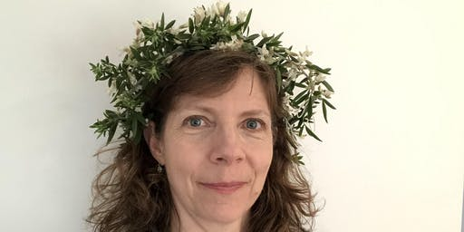 NEW! Flower Crowns for Spring Equinox at The Sanctuary, Yundi (Mt Compass)