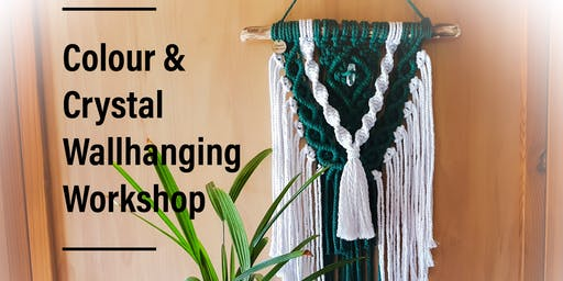 Colour & Crystal Workshop