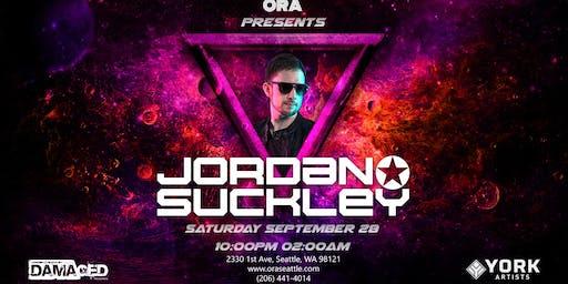 Jordan Suckley at Ora