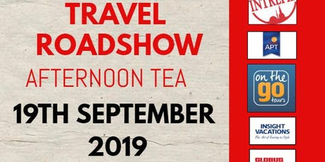 Travel Information Afternoon Tea tickets