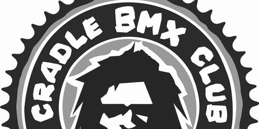 Club 8 - Cradle BMX Club - 25 August 2019