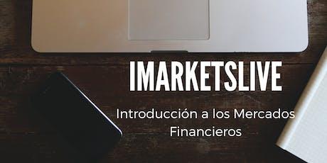 Introducción a Los Mercados Financieros entradas