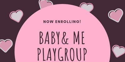Baby & Me Playgroup