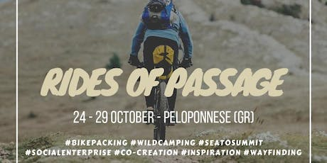 Rides of Passage - Peloponnese // 6 - Day Adventure tickets