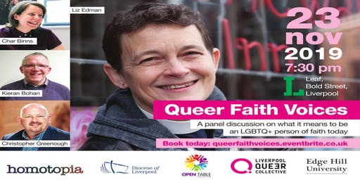 Queer Faith Voices