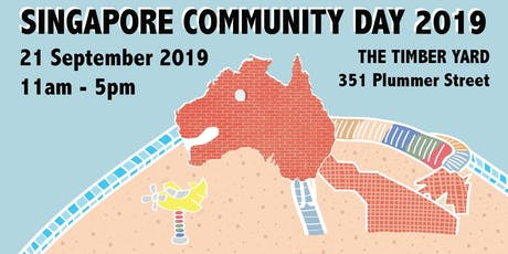 Singapore Community Day 2019 tickets