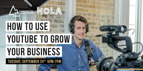 How to use YouTube to Grow Your Business tickets