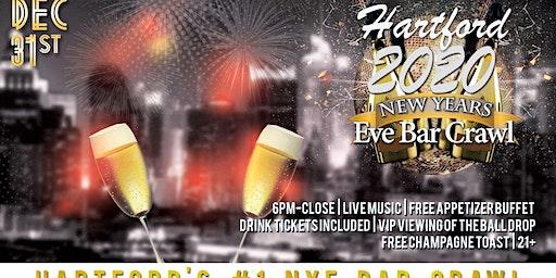 Hartford NYE Bar Crawl