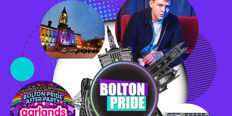 Rainbow Pass #BoltonPrideAtFive tickets