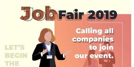 Job Fair 2019 ITL-Trisakti