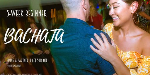 Beginners Bachata - Latin Dance Course
