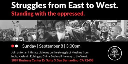 Struggles from East to West
