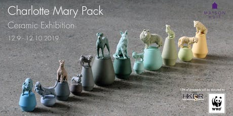 Exhibition | British Ceramic Artist Charlotte Mary Pack tickets