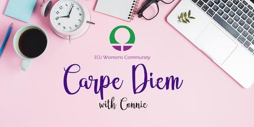 Carpe Diem with Connie