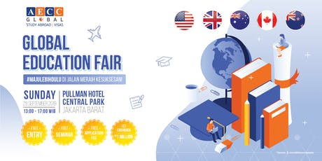 Global Education Expo (FREE VIP TICKETS Available for Limited Time!) tickets