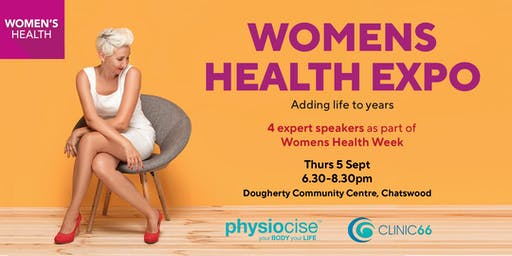 Women's Health Week Expo