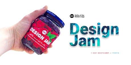 Design Jam - 2-day Design Skills Bootcamp tickets