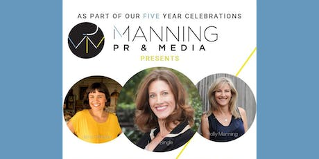 Manning PR & Media Masterclass tickets