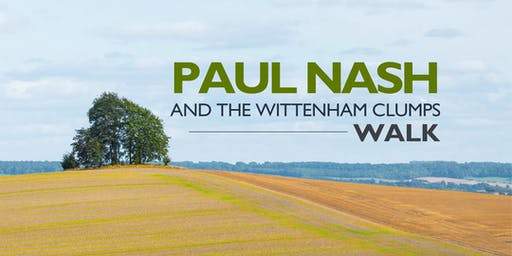 Paul Nash and the Wittenham Clumps Walk