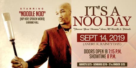 It's A Noo Day tickets