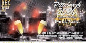 Pittsburgh NYE Bar Crawl
