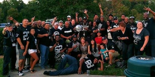 NC Raider Fans: Oakland Raiders vs. Packers