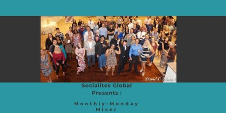 Monthly Monday Mixer (Summerlin) tickets