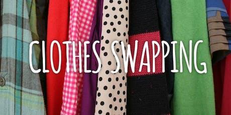 Clothes Swap at Hakney City Farm tickets