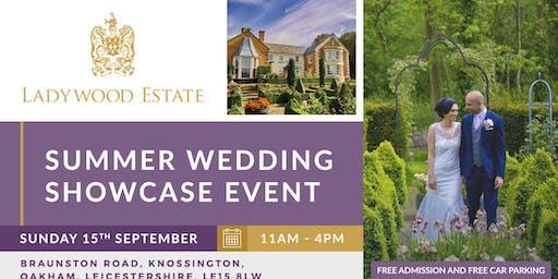 Ladywood Estate Showcase Event
