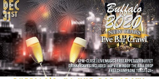 Buffalo NYE Bar Crawl