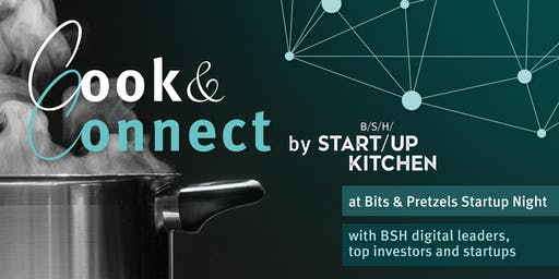 Cook & Connect by BSH Startup Kitchen
