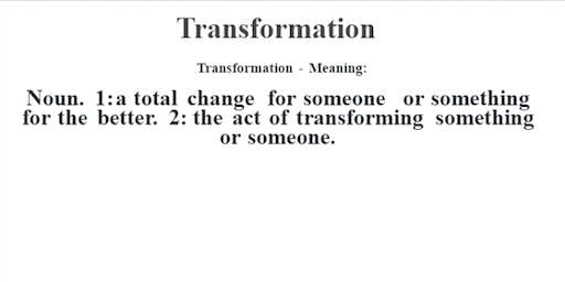 12 WEEK MIND + BODY TRANSFORMATION