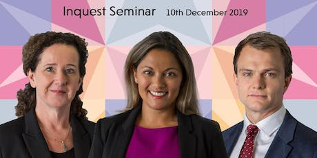 Inquest Seminar tickets