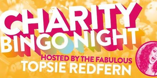 Thomsons Charity Bingo Night - Hosted by Topsie Redfern