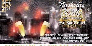 Nashville NYE Bar Crawl