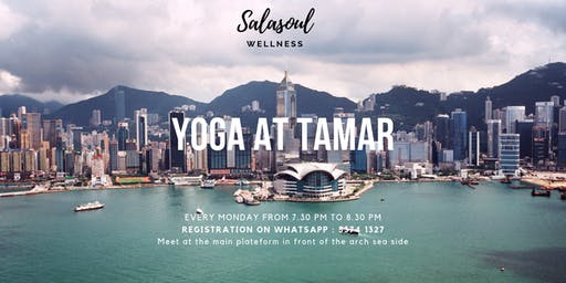 Yoga at Tamar