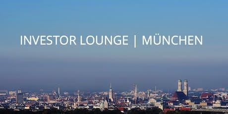 Rotonda Investor Lounge (München) Tickets