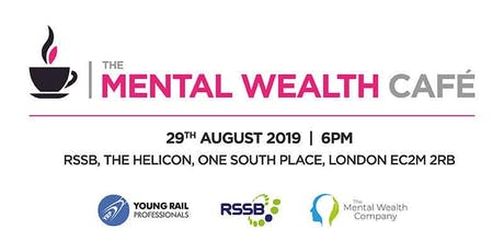 YRP London & South East: Mental Wealth Cafe - Mental Health in Rail tickets