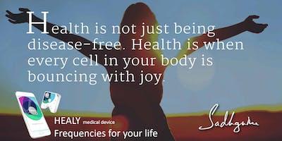 Healy: het eerste echte alternatief voor je gezondheid, welzijn, vitaliteit