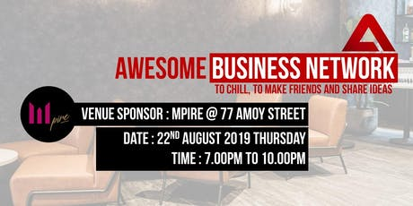 Awesome Business Network tickets