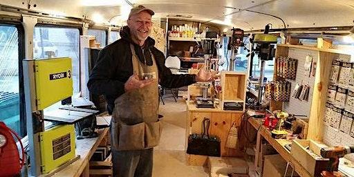 Pinewood Derby Work-shop aboard Big Sally Monday, 16 December 2019