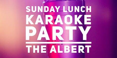 Karaoke @ The Albert tickets