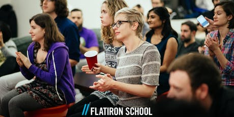 Working  with PMs and Ops w/ Microsoft: Fireside Chat |Flatiron School tickets