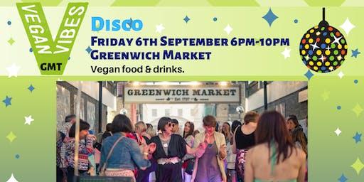 Vegan Vibes GMT - DISCO, Sept 6th