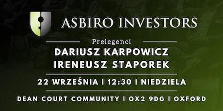 Inwestycje z niewielkim kapitałem w R2R, Kredyt w Polsce na zarobki z UK. tickets
