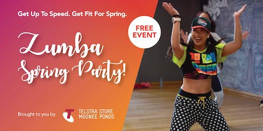 ZUMBA SPRING PARTY