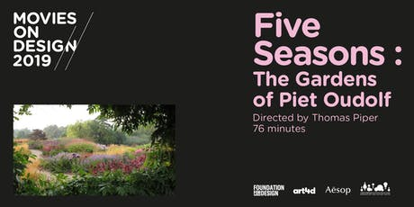 MOD 2019 presents 'Five Seasons: The Gardens of Piet Oudolf' tickets