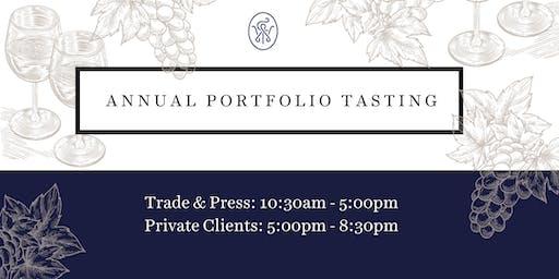 Friarwood Fine Wines Annual Portfolio Tasting