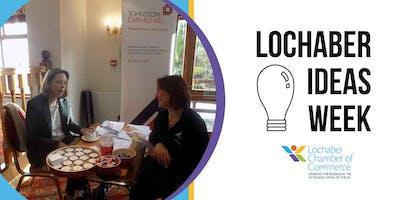 Lochaber Ideas Week 2019 - Around Lochaber in 80 Tables
