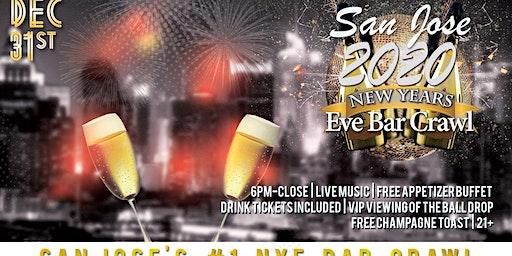 San Jose NYE Bar Crawl